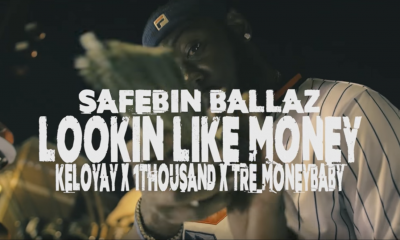 SafeBin Ballaz feat. 1000, Tre Moneybaby, & KeloYAY - Lookin' Like Money