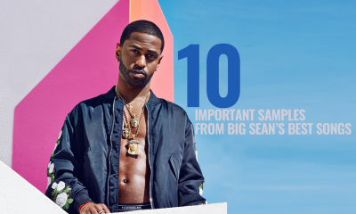 Big Sean Top 10 Samples