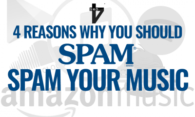 Spam Your Music