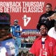 Throwback Thursday: 15 Detroit Classics