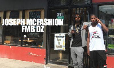 FMB Dz x Joseph McFashion - On GO